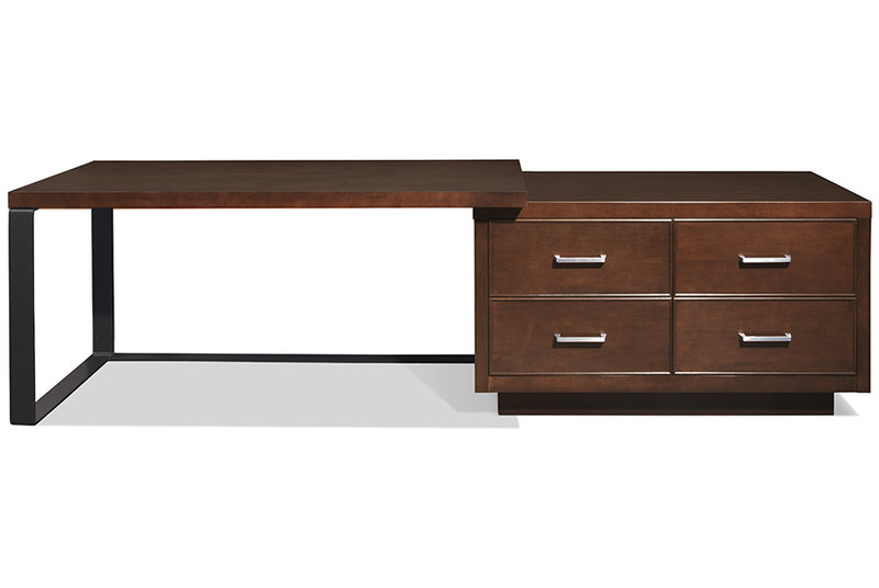 Swell Chest Desk Combo Chesterfield Transitional Hospitality Home Remodeling Inspirations Cosmcuboardxyz