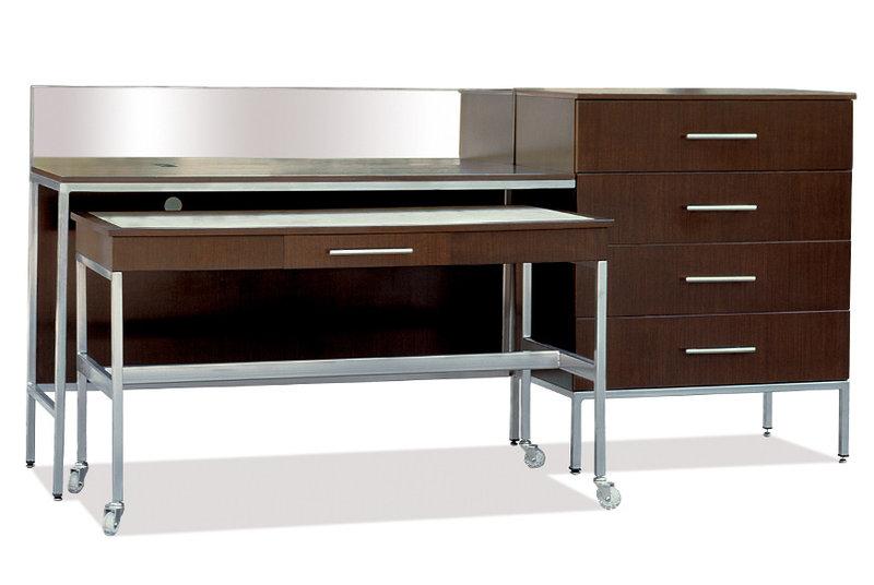 Desk Dresser Combo Baldwin Urban Classics