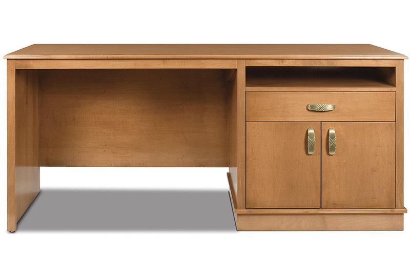 Desk Without Pullout