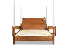 King Bed / Nightstands