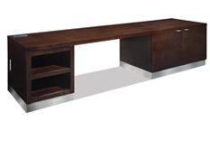 Desk with TV Unit