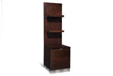 Tall Cabinet with Safe