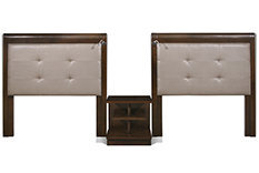 Double Headboard Setup