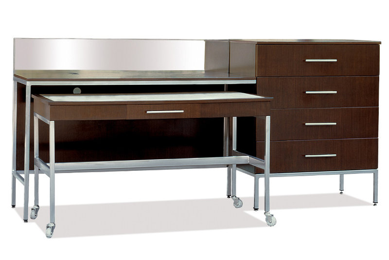 Desk Dresser Combination