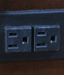 Duplex Outlet with Rocker Switch