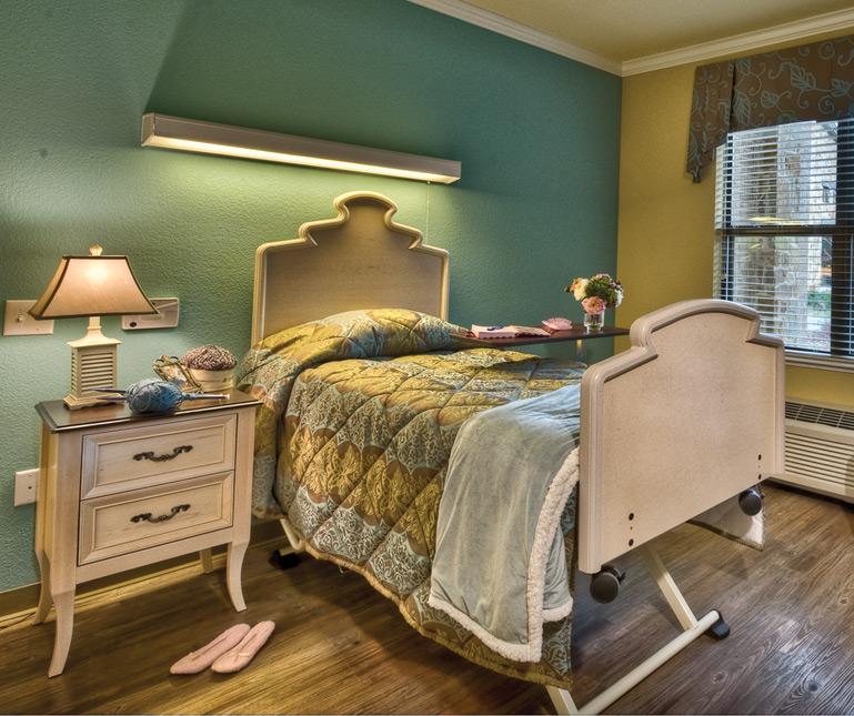 Senior Living Furniture Sorino, Assisted Living Furniture