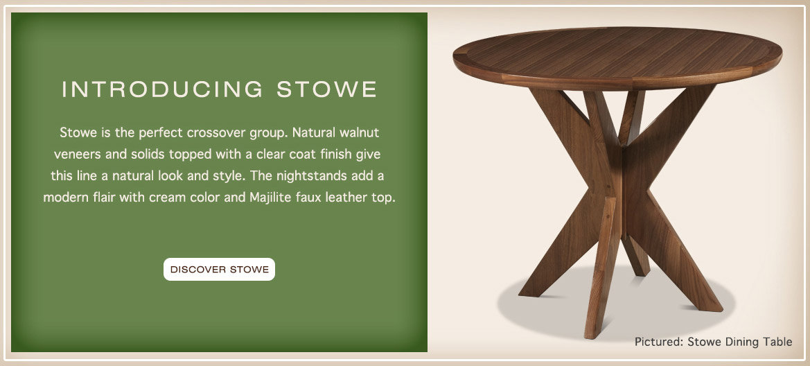 Introducing Stowe